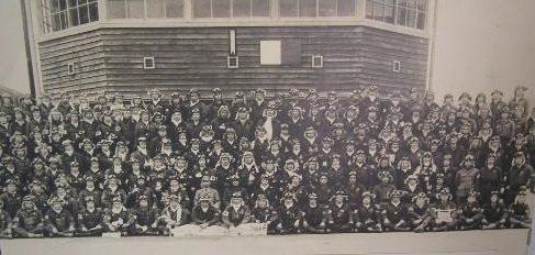 Пилоты-камикадзе. Токусима Ширагику. 1944 г.