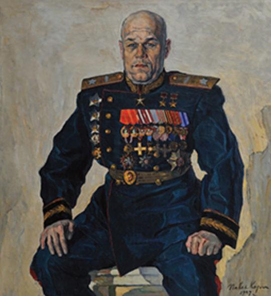 Корин Павел. Маршал Рыбалко.