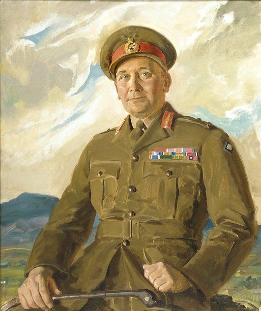 Dargie William. Генерал Allen.