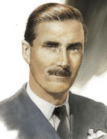 Nutkins Geoff. Командир эскадрильи Paul Farnes.