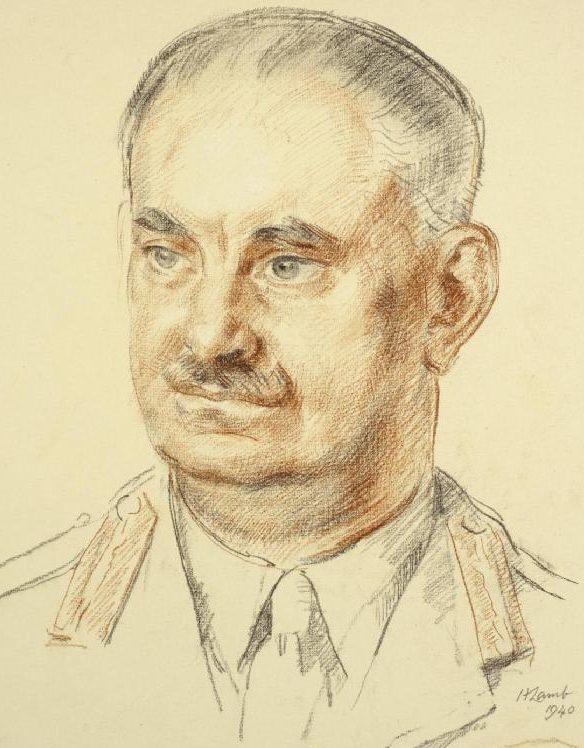 Lamb Henry. Генерал-майор Green.