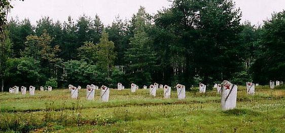 г. Торунь. Воинское захоронение советских воинов, погибших в годы войны.