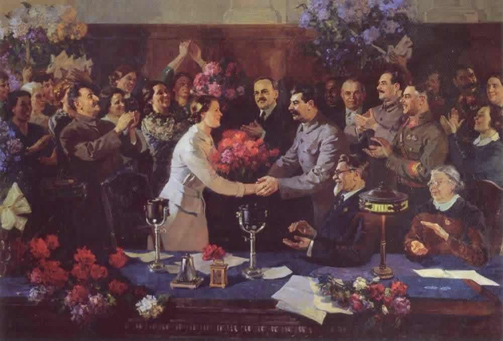 Ефанов Василий. Незабываемая встреча.