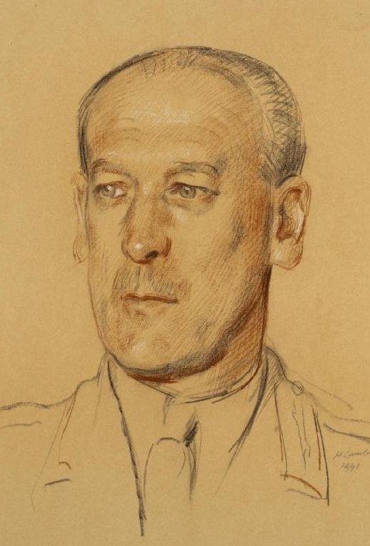 Lamb Henry. Генерал-лейтенант Wilfred Lindsell.