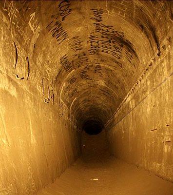 Подземелья бункера «B-werkе».