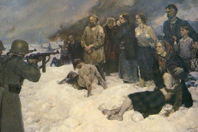 Серов Владимир. Мы никогда не забудем.