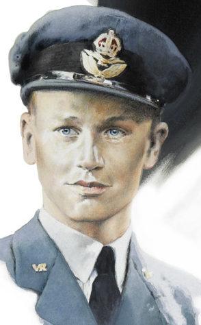 Nutkins Geoff. Командир эскадрильи Tom Neil.
