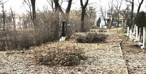 г. Торунь. Памятник по улице Грудзендзка, 20/22, установленный на братской могиле, в которой похоронено 630 советских воинов, погибших в годы войны.
