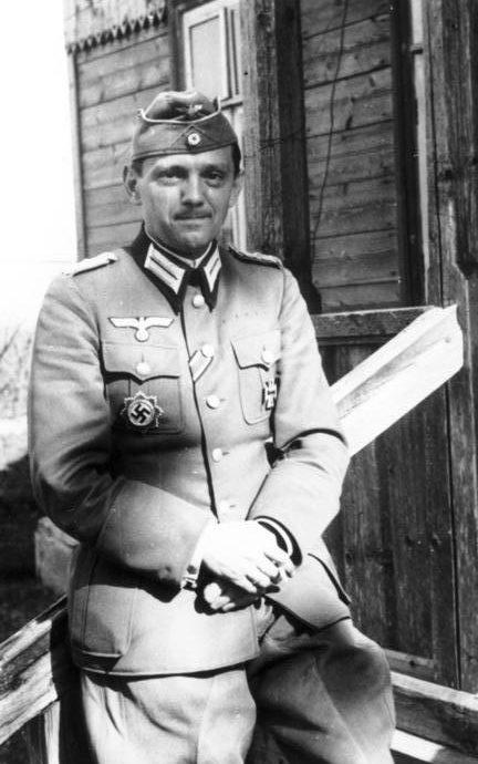 Генерал-майор Хельмут Штиф.