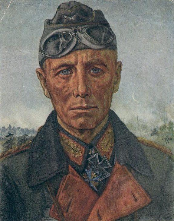 Willrich Wolfgang. Генерал Rommel.