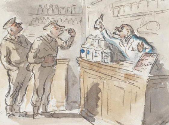 Ardizzone Edward. В поисках алкоголя.