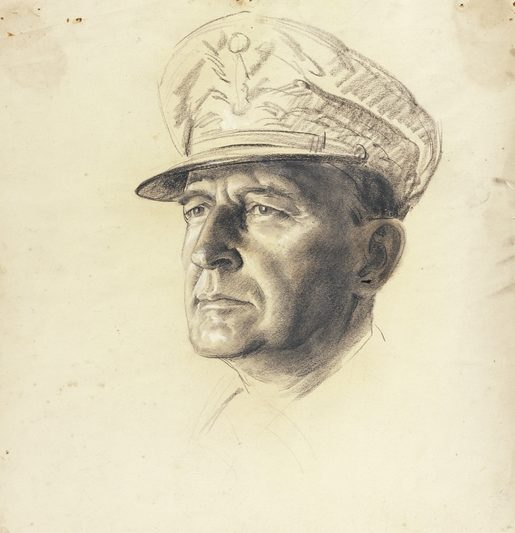Dargie William. Генерал MacArthur's.