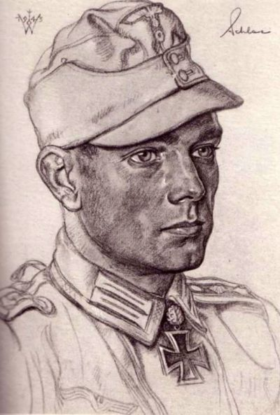 Willrich Wolfgang. Федфебель Schlee.