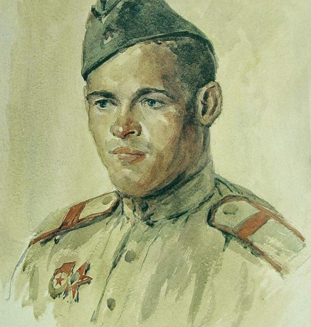 Голованов Леонид. Сержант Дроздов.
