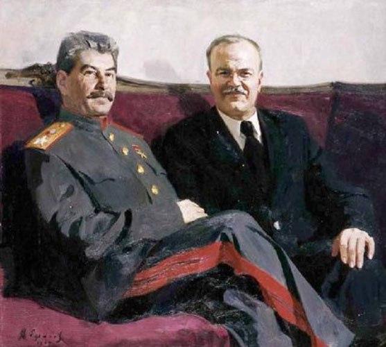 Ефимов В. Сталин и Молотов.