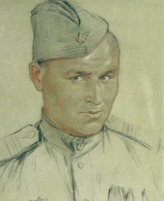 Голованов Леонид. Сержант Ибрагимов.