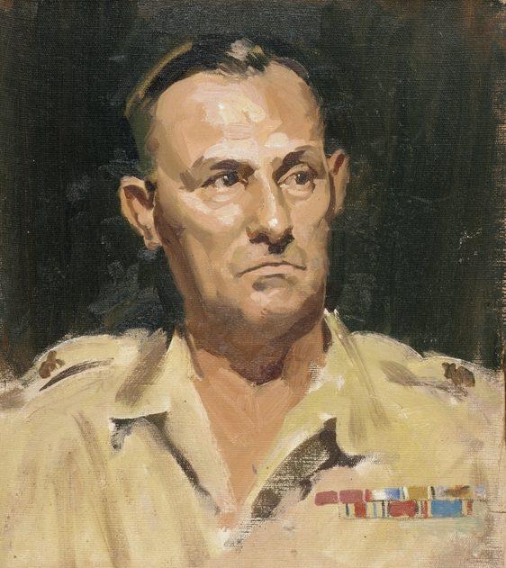 Dargie William. Майор Harvey Gale.
