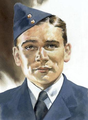 Nutkins Geoff. Лейтенант Reginald Frank Rimmer.