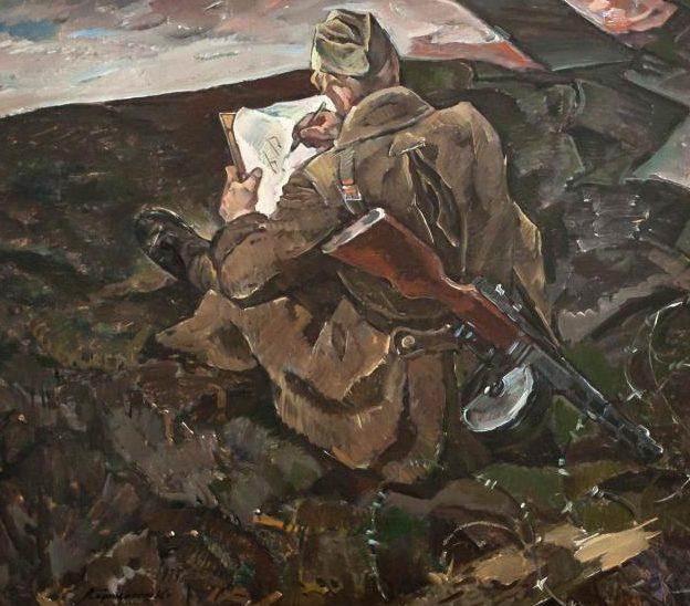 Прокопенко Алексей. Призвание.