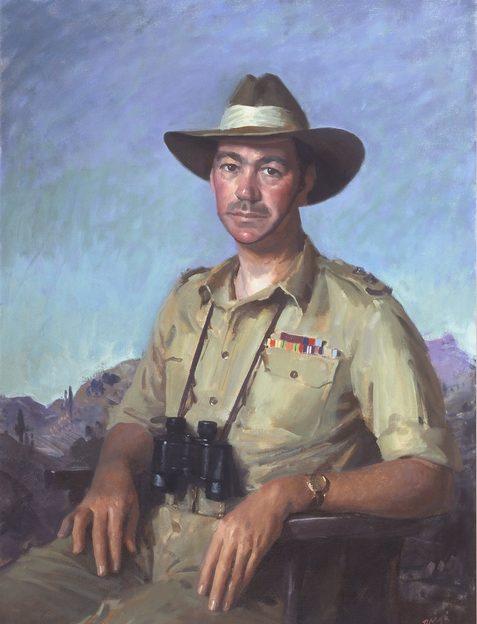 Dargie William. Лейтенант Roden Cutler.