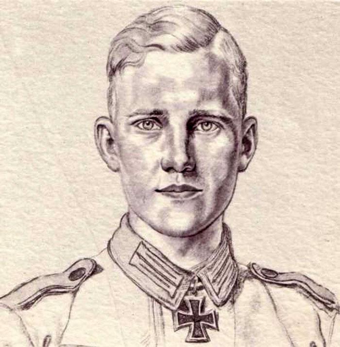 Willrich Wolfgang. Солдат Brinkforth.