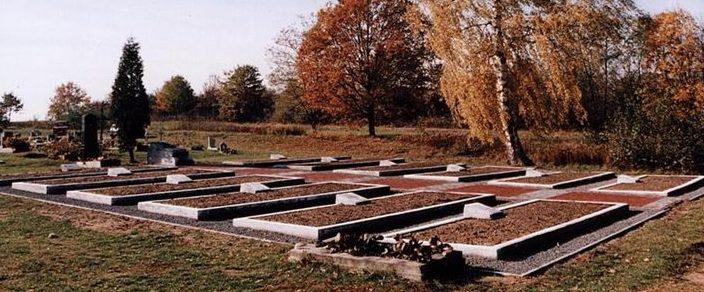г. Соколув-Малопольски, Жешувский повят. Воинское захоронение, где похоронено 1000 советских воинов, погибших в годы войны.