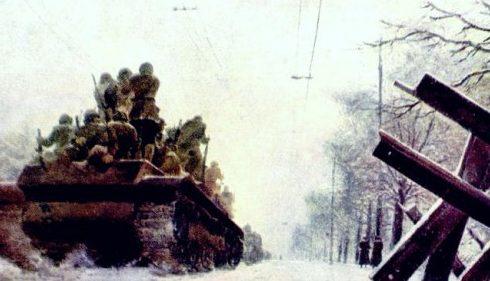 Нисский Георгий. На Ленинградское шоссе.