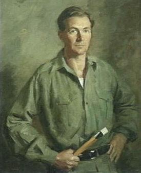 Dargie William. Лейтенант Alan Moore.