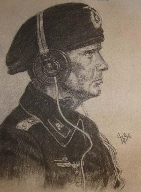Willrich Wolfgang. Генерал-майор Adelbert Schulz.