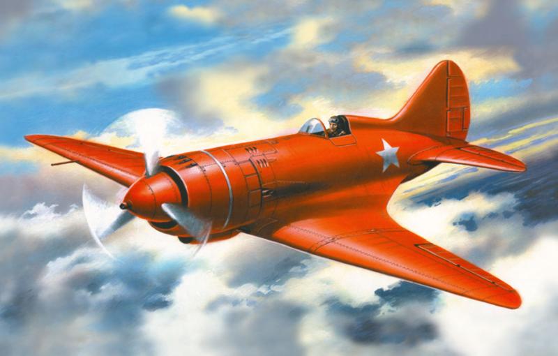 Руденко Валерий. Истребитель И-180Е-3.