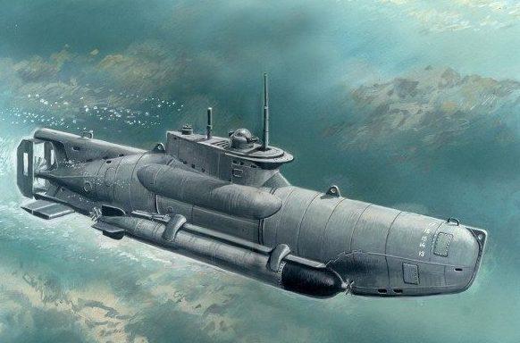 Руденко Валерий. Подводные лодки.