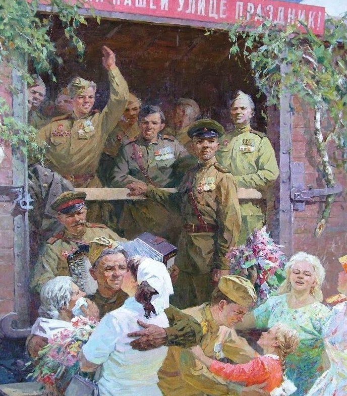 Чупрына Николай. С днем Победы.