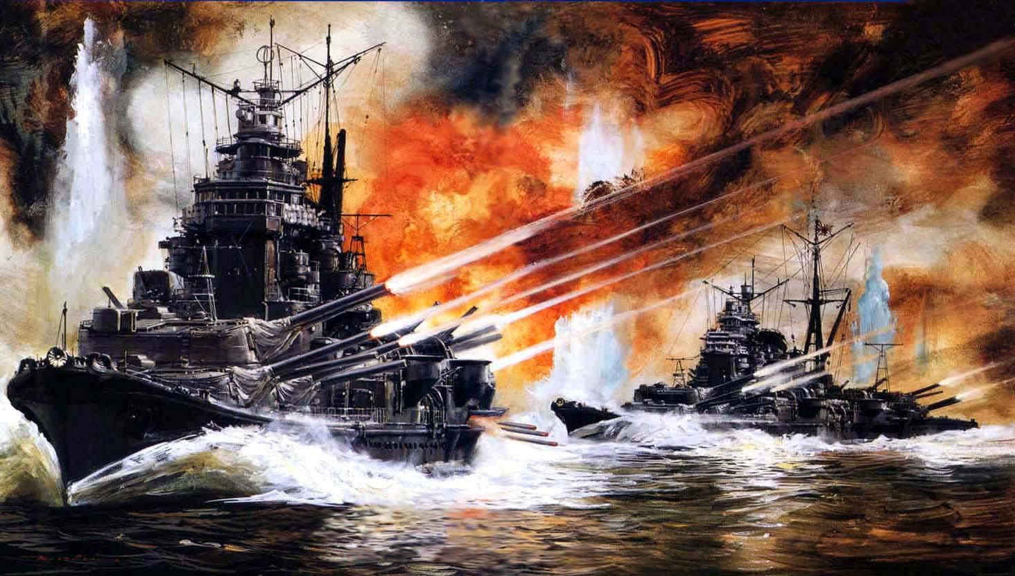 Callow William. Японские крейсера.