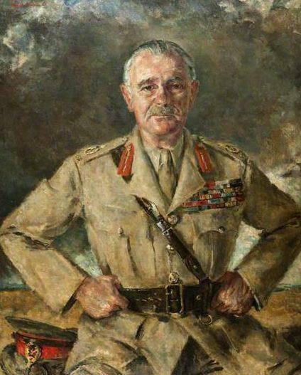 Elwes Simon. Главный маршал Earl Wavell.