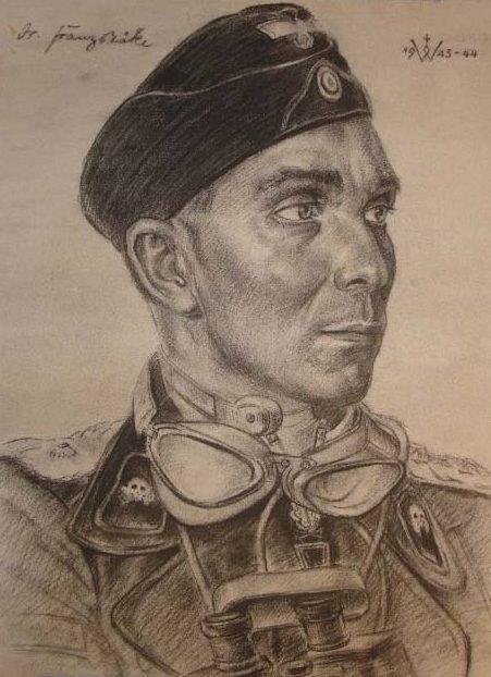 Willrich Wolfgang. Генерал-майор Franz Bake.