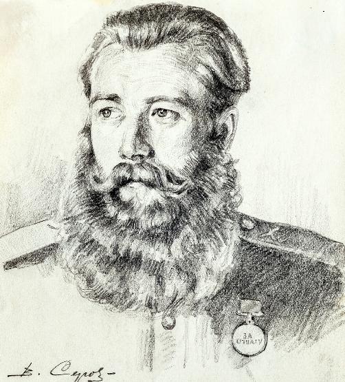 Серов Владимир. Герой СССР Ковтун.