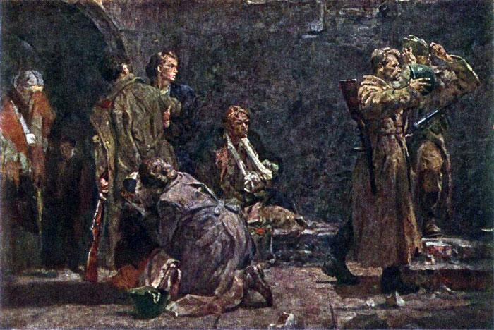 Малютин М., Е. Грибов Е. Брестская крепость.