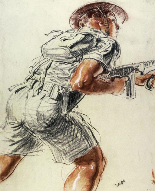 Dargie William. Сержант.