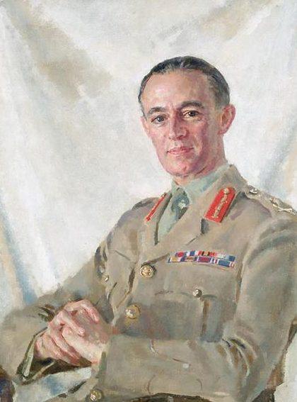 Elwes Simon. Генерал-лейтенант Stone.