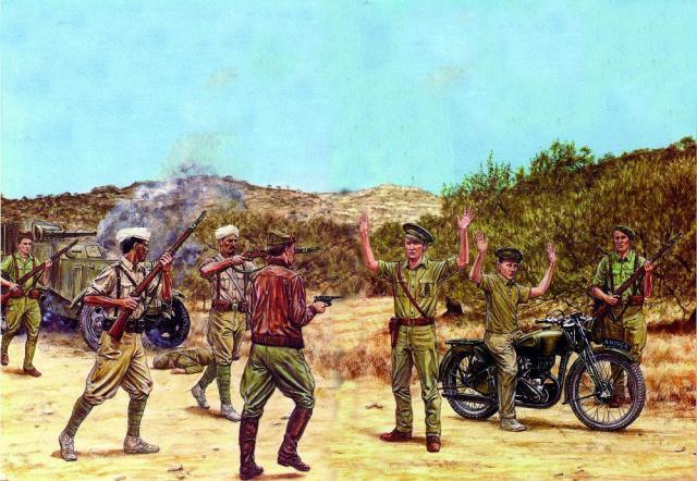 Hook Adam. Война в Испании.