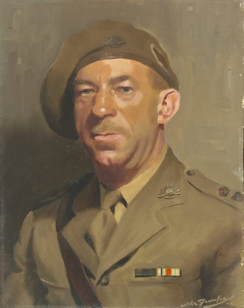 Frawley John. Генерал-лейтенант Arthur Fitzgerald Janes.