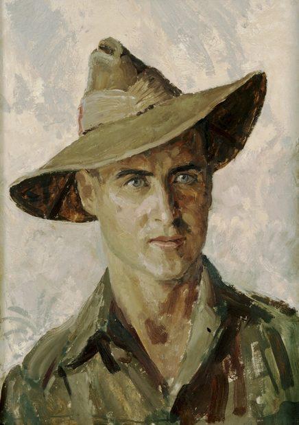 Browning George. Пехотинец Tom Starcevich.
