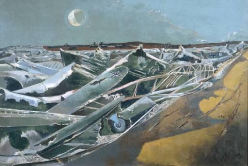 Nash Paul. Мертвое море.