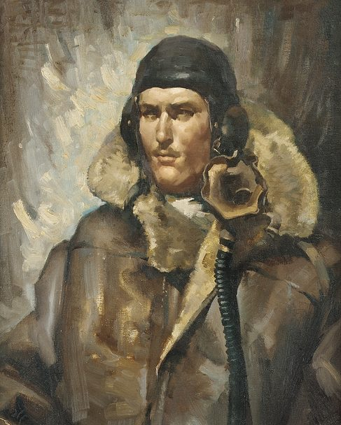 Freedman Harold. Пилот Rawdon Middleton.