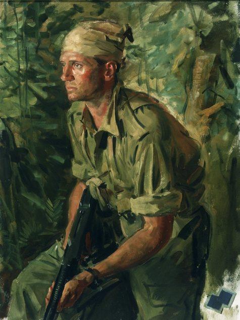 Dargie William. Сержант Twohill.