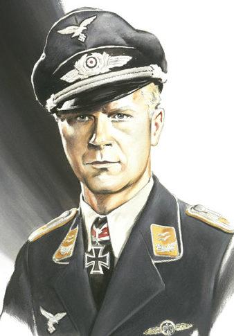 Nutkins Geoff. Майор Hans-Ekkehard Bob.
