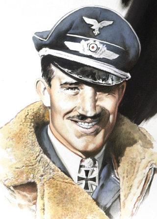 Nutkins Geoff. Генерал Adolf Galland.