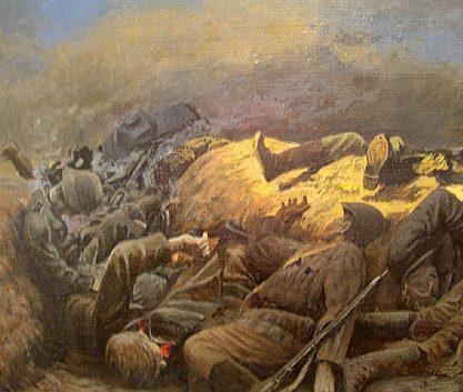 Зябкин Дмитрий. 1942 год.