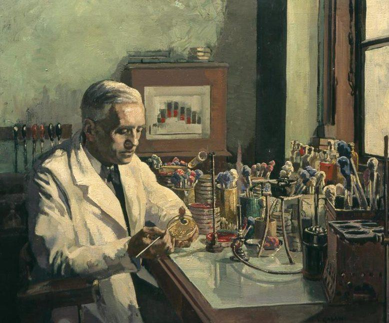 Gabain Ethel. Сэр Александр Флеминг, изобретатель пенициллина.