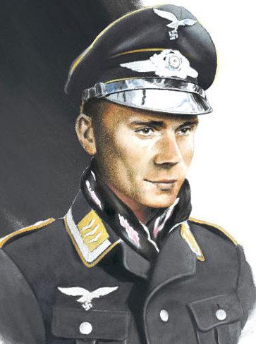 Nutkins Geoff. Федфебель Jupp Gärtner.